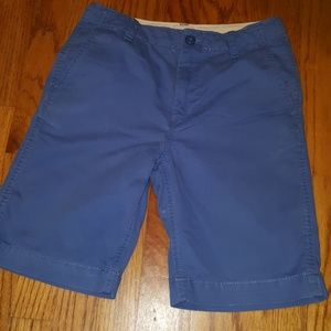 Gap Boy's royal blue Bermuda shorts